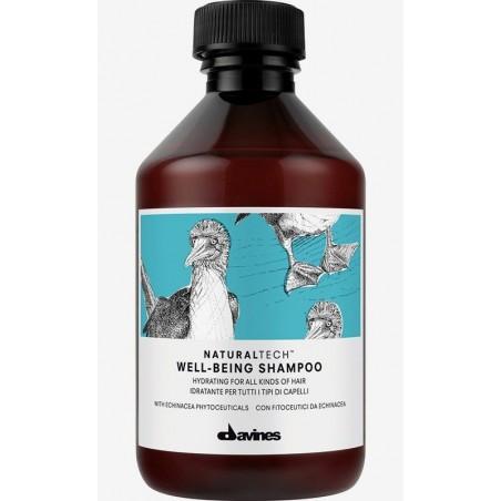DAVINES NATURALTECH WELLBEING SHAMPOO 250ML