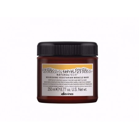 DAVINES NATURALTECH VEGETARIAN MIRACLE MASK 250ML