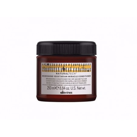DAVINES NATURALTECH NOURISHING VEGETARIAN CONDITIONER 250ML