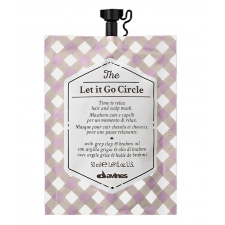 DAVINES THE LET IT GO CIRCLE 6X50ML