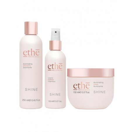 EMSIBETH ETHÈ SHINE SHAMPOO 250ML+COCKTAIL 150ML+MASK 150ML