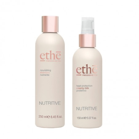 EMSIBETH ETHÈ NUTRITIVE SHAMPOO 250ML+CREAMY MILK 150ML