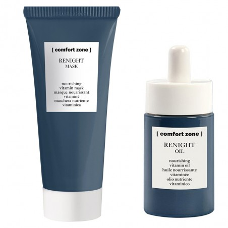 KIT COMFORT ZONE RENIGHT OIL 30ML+MASK 60ML