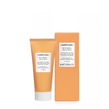 COMFORT ZONE SUN SOUL CREAM 60ML SPF 15