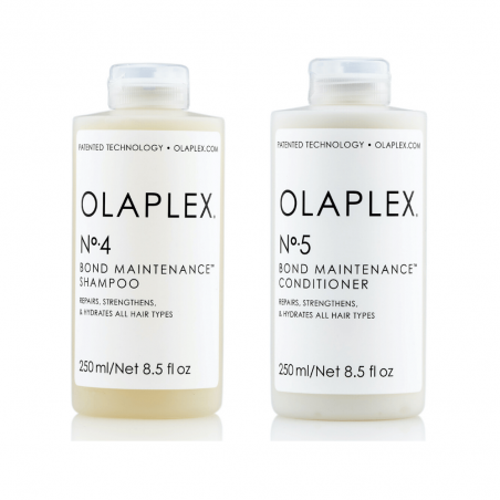 OLAPLEX BOND MAINTENANCE SHAMPOO 250ML+ CONDITIONER 250ML