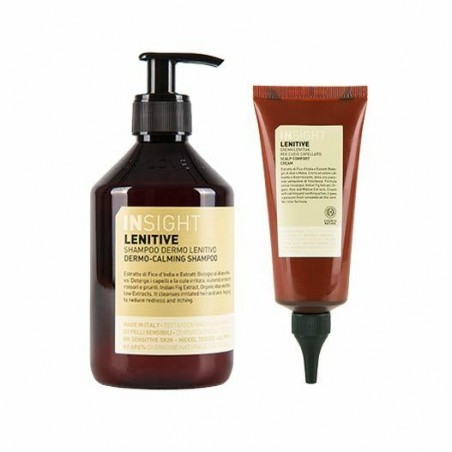 INSIGHT KIT LENITIVE SHAMPOO 400ML+SCALP COMFORT CREAM 100ML