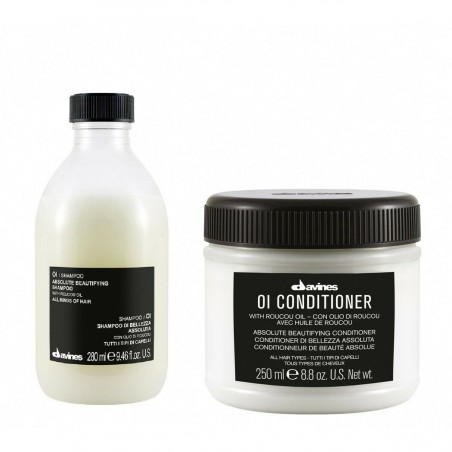 DAVINES OI KIT SHAMPOO 280ML + CONDITIONER 250ML