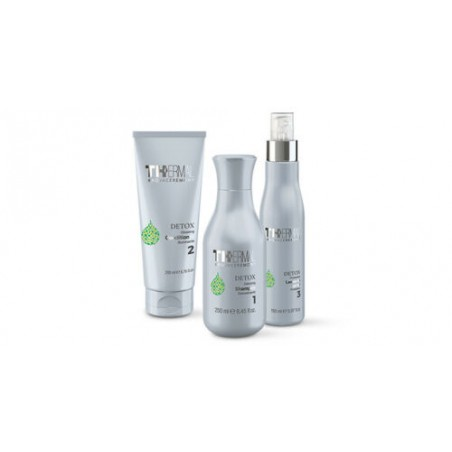 EMSIBETH THERMAL AQVACEREMONY DETOX SHAMPOO 250ML+MASK 200ML+SPRAY 150ML