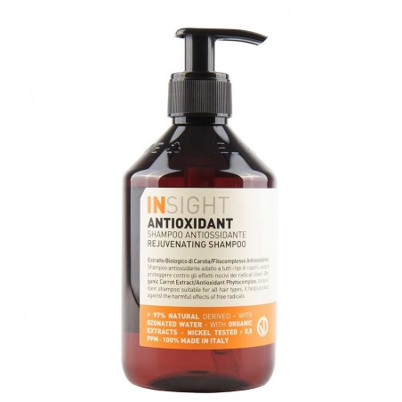 INSIGHT ANTIOXIDANT SHAMPOO ANTIOSSIDANTE REJUVENATING SHAMPOO 400ML