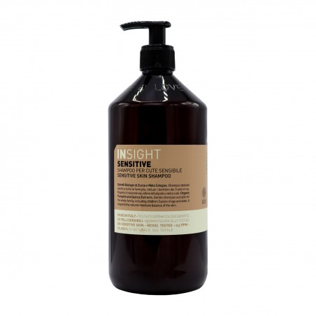 INSIGHT SENSITIVE SHAMPOO PER CUTE SENSIBILE SENSITIVE SKIN SHAMPOO 900ML