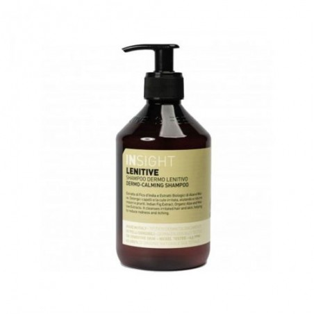 INSIGHT LENITIVE SHAMPOO DERMO LENITIVO DERMO CALMING SHAMPOO 400ML