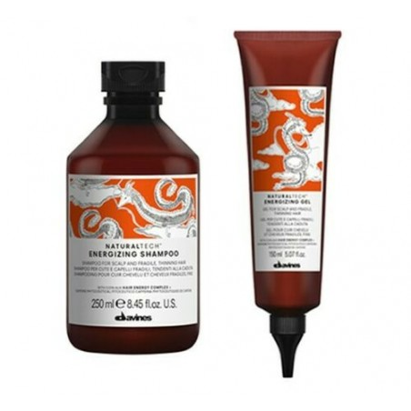 DAVINES NATURALTECH KIT SHAMPOO 250ML+ENERGIZING GEL 150ML