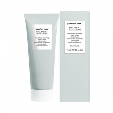 COMFORT ZONE SPECIALIST HAND CREAM 75ML
