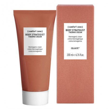 COMFORT ZONE BODY STRATEGIST THERMO CREAM 200ML