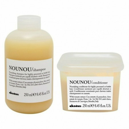 DAVINES ESSENTIAL HAIRCARE KIT NOUNOU SHAMPOO 250ML + CONDITIONER 250ML