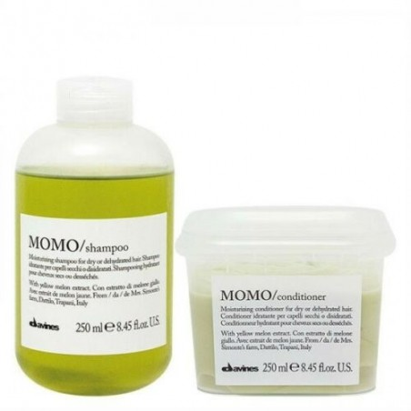 DAVINES ESSENTIAL HAIRCARE KIT MOMO SHAMPOO 250ML + CONDITIONER 250ML