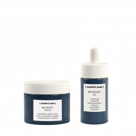 COMFORT ZONE RENIGHT OIL 30 ML+RENIGHT CREAM 60ML
