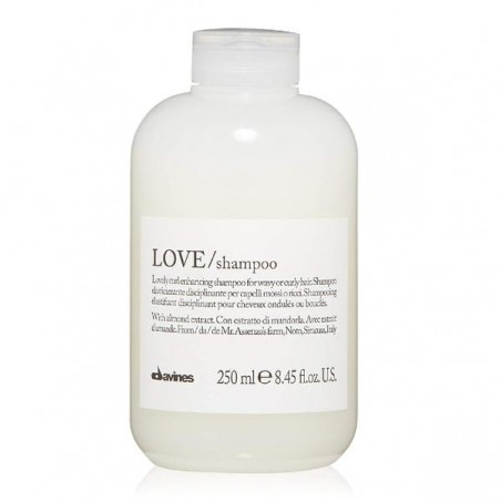 DAVINES ESSENTIAL HAIRCARE LOVE CURL SHAMPOO 250ML