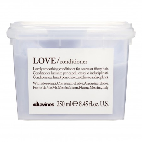 DAVINES ESSENTIAL HAIRCARE LOVE SMOOTH CONDITIONER 250ML