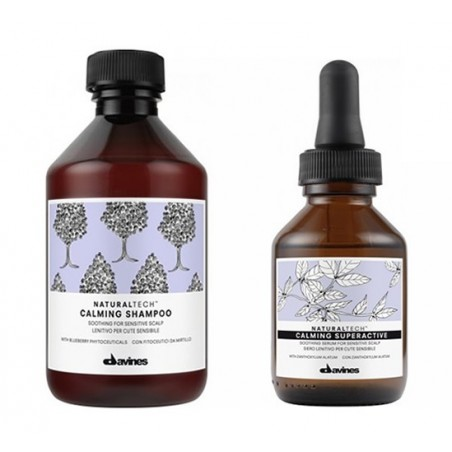 DAVINES NATURALTECH KIT CALMING