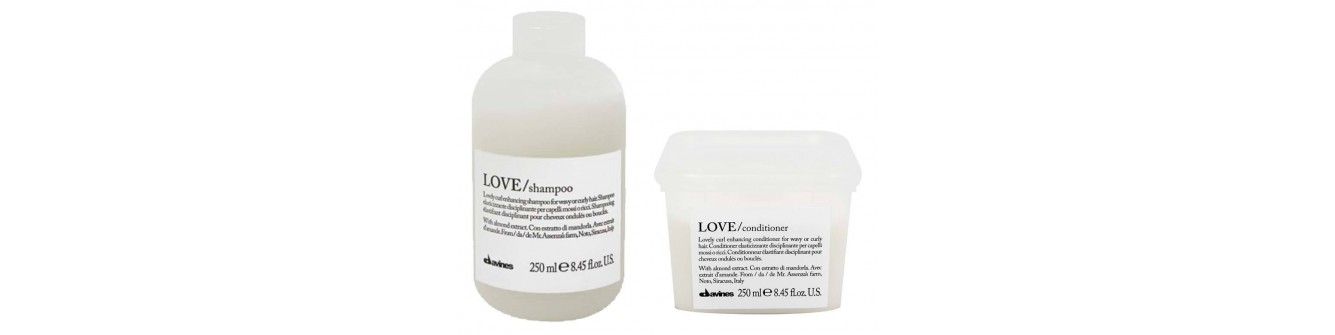DAVINES ESSENTIAL HAIRCARE LOVE CURL