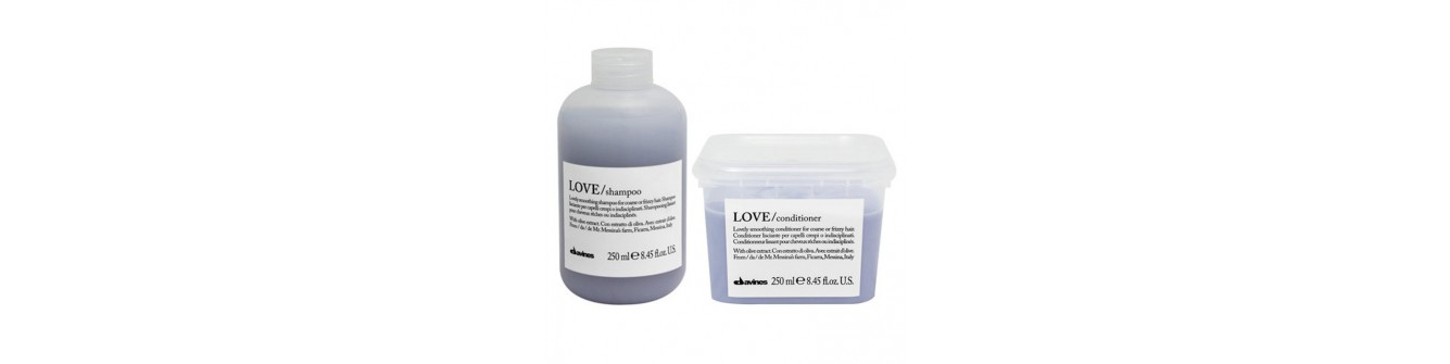 DAVINES ESSENTIAL HAIRCARE LOVE SMOOTH