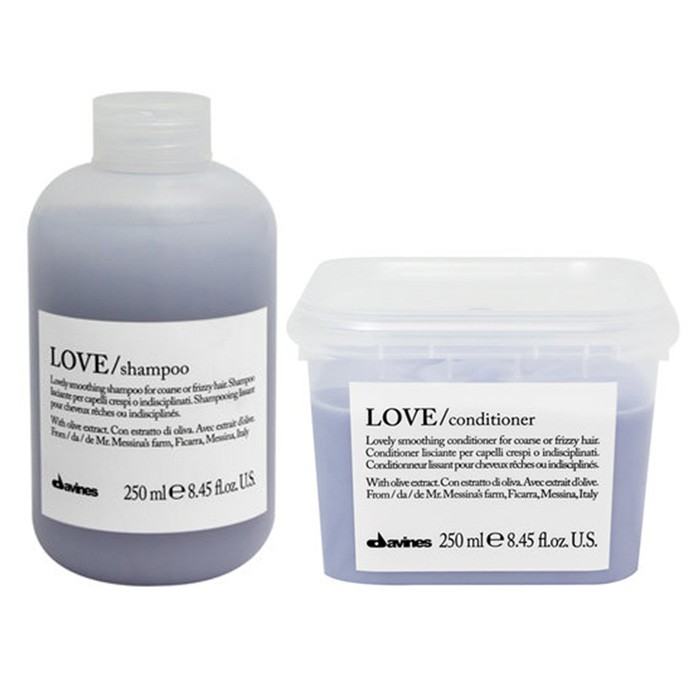 LOVE SMOOTH - CAPELLI CRESPI INDISCIPLINATI
